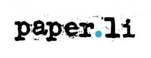 Logo von paper.li
